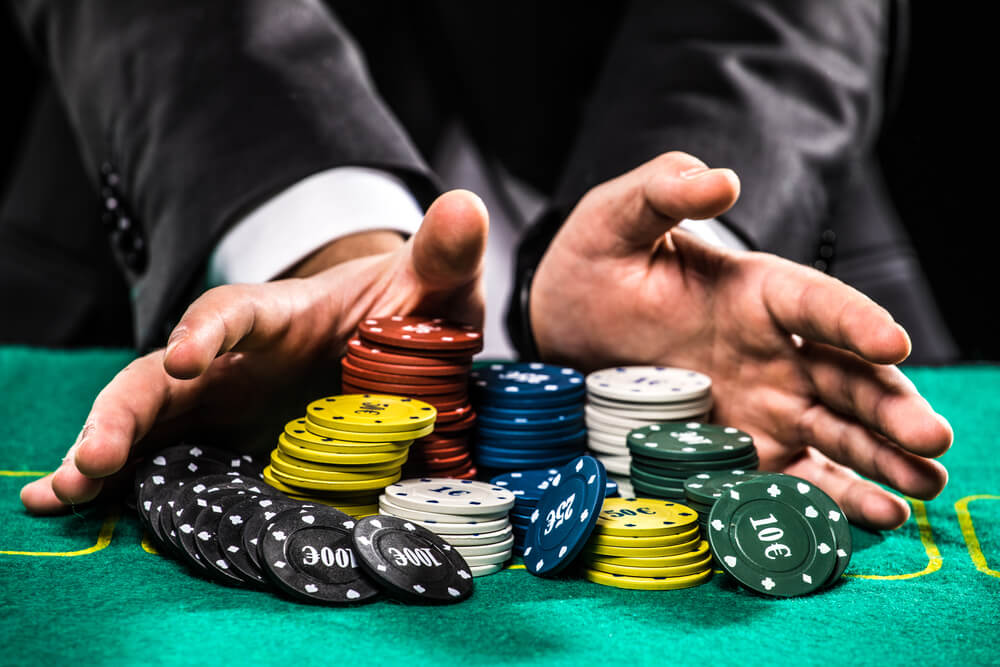 all-in roulette strategy